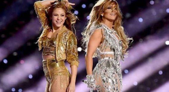 Lady Gaga felicita a Shakira y JLo después de insinuar que iban a hacer playback