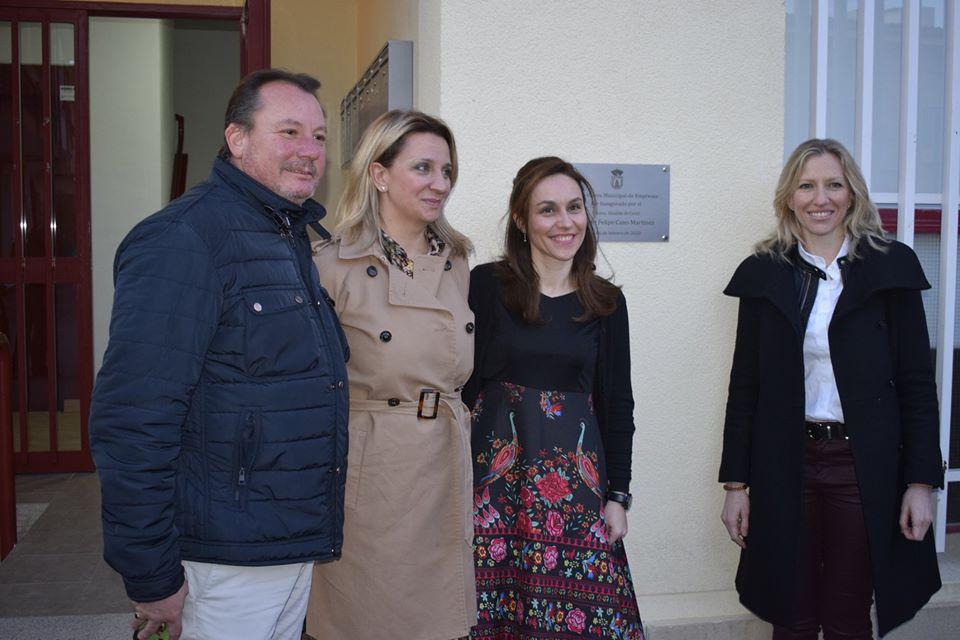 Inaugurado el Vivero de Empresas de Ceutí